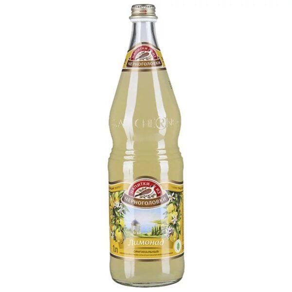 """Лимонад """"Лимон"""" Черноголовка 0,5 л"""