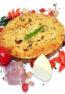 21. Осетинский пирог с курицей, сыром и болгарским перцем
